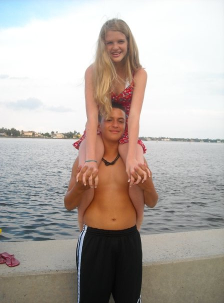 14 years old, summer going into freshman year
