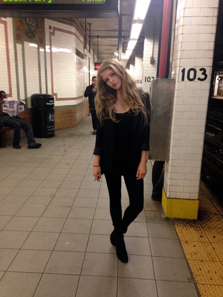 19/ when I ran away from LA and went to NYC