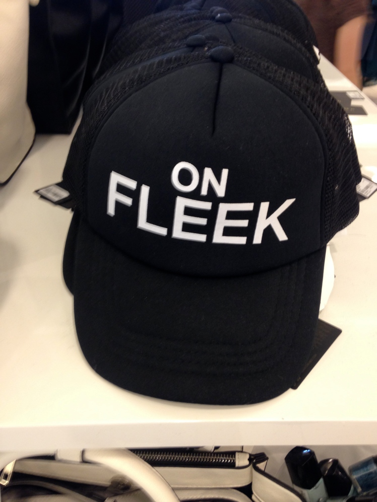 This hat is questionable though...